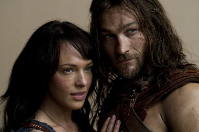 Andy Whitfield imagen 3
