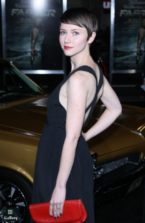 Valorie Curry imagen 1