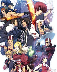 THE KING OF FIGHTERS ANOTHER DAY